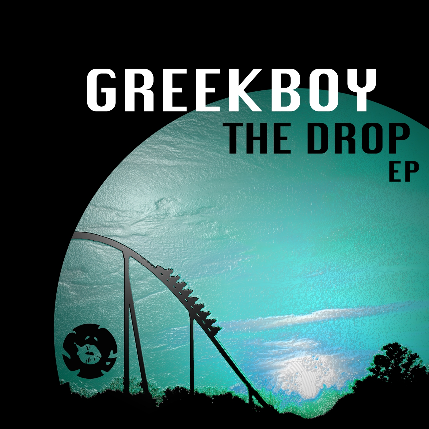 Greekboy - The Drop EP Artwork